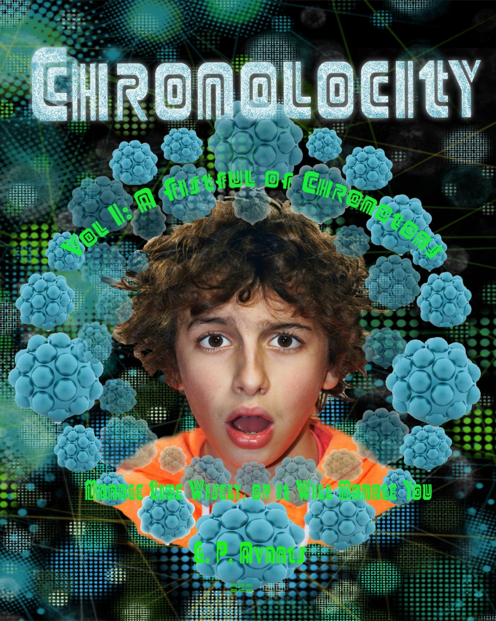 Chronolocity Front Book Cover d-1