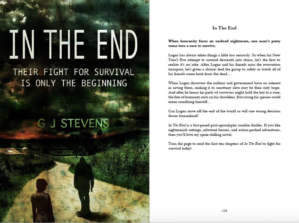 Survivor – Your Guide to Surviving the Apocalypse – GJ Stevens